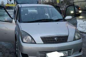 Автомобиль Toyota Opa, хорошее состояние, 2002 года выпуска, цена 285 000 руб., Красноярск