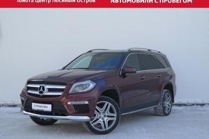 Авто Mercedes-Benz GL-Класс, 2014 года выпуска, цена 3 238 565 руб., Москва
