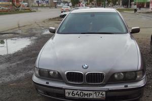 Автомобиль BMW 5 серия, хорошее состояние, 2000 года выпуска, цена 320 000 руб., Челябинск