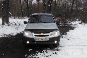 Подержанный автомобиль Chevrolet Niva, отличное состояние, 2012 года выпуска, цена 398 000 руб., Орехово-Зуево