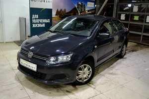 Авто Volkswagen Polo, 2014 года выпуска, цена 449 990 руб., Санкт-Петербург