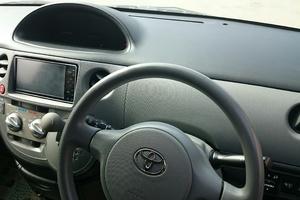 Автомобиль Toyota Sienta, отличное состояние, 2010 года выпуска, цена 659 000 руб., Москва