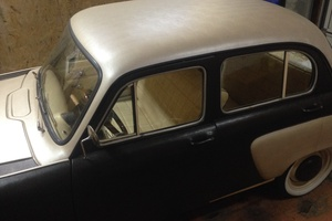 Автомобиль Москвич 407, отличное состояние, 1961 года выпуска, цена 250 000 руб., Петрозаводск
