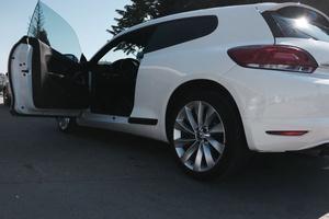 Автомобиль Volkswagen Scirocco, отличное состояние, 2009 года выпуска, цена 650 000 руб., Севастополь