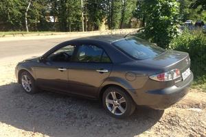 Подержанный автомобиль Mazda 6, хорошее состояние, 2007 года выпуска, цена 335 000 руб., Вязьма