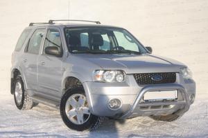 Авто Ford Maverick, 2006 года выпуска, цена 499 000 руб., Екатеринбург