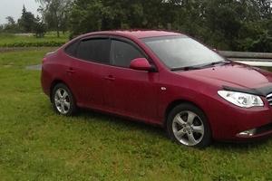 Подержанный автомобиль Hyundai Elantra, отличное состояние, 2009 года выпуска, цена 415 000 руб., Смоленск