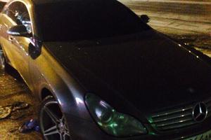 Подержанный автомобиль Mercedes-Benz CLS-Класс, отличное состояние, 2007 года выпуска, цена 950 000 руб., Нижневартовск
