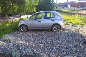 Автомобиль Nissan March, хорошее состояние, 2003 года выпуска, цена 195 000 руб., Сальск