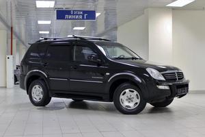 Авто SsangYong Rexton, 2007 года выпуска, цена 577 777 руб., Москва