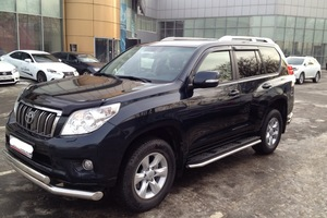 Автомобиль Toyota Land Cruiser Prado, отличное состояние, 2012 года выпуска, цена 2 140 000 руб., Челябинск