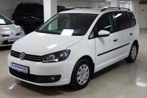 Авто Volkswagen Touran, 2012 года выпуска, цена 535 000 руб., Москва