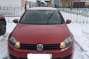 Автомобиль Volkswagen Golf, отличное состояние, 2009 года выпуска, цена 520 000 руб., Сургут