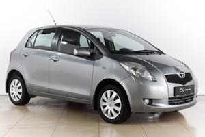 Авто Toyota Yaris, 2008 года выпуска, цена 389 000 руб., Воронеж