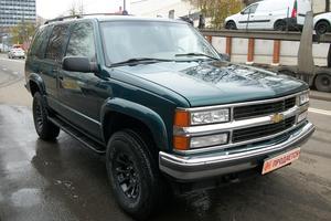 Авто Chevrolet Tahoe, 1995 года выпуска, цена 645 000 руб., Москва