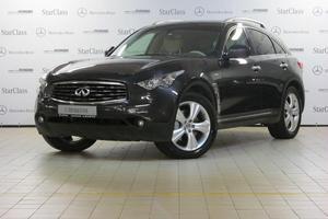 Авто Infiniti FX-Series, 2011 года выпуска, цена 1 390 000 руб., Санкт-Петербург