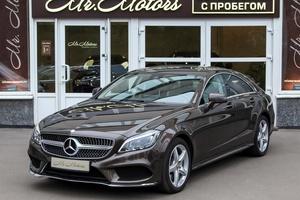 Авто Mercedes-Benz CLS-Класс, 2015 года выпуска, цена 3 398 000 руб., Москва