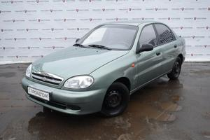 Авто Chevrolet Lanos, 2006 года выпуска, цена 159 999 руб., Москва