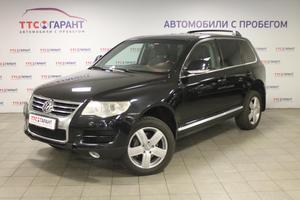 Подержанный автомобиль Volkswagen Touareg, отличное состояние, 2007 года выпуска, цена 682 100 руб., Казань
