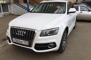 Автомобиль Audi Q5, среднее состояние, 2010 года выпуска, цена 850 000 руб., Краснодар