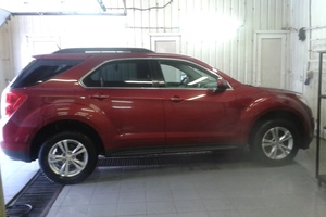 Автомобиль Chevrolet Equinox, хорошее состояние, 2009 года выпуска, цена 900 000 руб., Санкт-Петербург