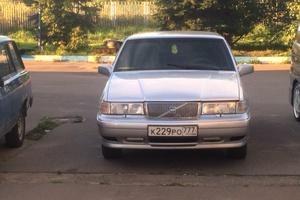 Автомобиль Volvo 960, хорошее состояние, 1992 года выпуска, цена 160 000 руб., Москва