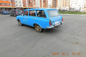 Подержанный автомобиль Москвич 2137, хорошее состояние, 1979 года выпуска, цена 38 000 руб., Челябинск