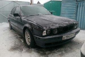 Автомобиль BMW 5 серия, среднее состояние, 1994 года выпуска, цена 99 000 руб., Челябинск