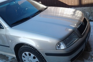 Подержанный автомобиль Skoda Octavia, хорошее состояние, 2005 года выпуска, цена 295 000 руб., Магнитогорск