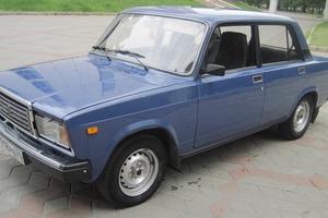 Подержанный автомобиль ВАЗ (Lada) 2107, отличное состояние, 2003 года выпуска, цена 110 000 руб., Челябинск
