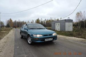 Подержанный автомобиль Toyota Corolla, хорошее состояние, 1997 года выпуска, цена 200 000 руб., Шатура