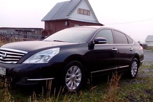 Автомобиль Nissan Teana, хорошее состояние, 2008 года выпуска, цена 630 000 руб., Сатка