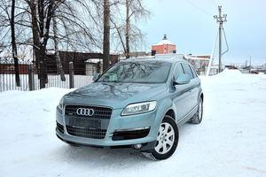 Подержанный автомобиль Audi Q7, отличное состояние, 2008 года выпуска, цена 875 000 руб., Екатеринбург