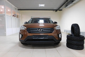 Авто Hyundai Creta, 2016 года выпуска, цена 824 000 руб., Тюмень
