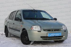 Авто Renault Clio, 2007 года выпуска, цена 270 000 руб., Екатеринбург