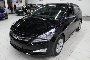 Авто Hyundai Solaris, 2016 года выпуска, цена 752 000 руб., Казань