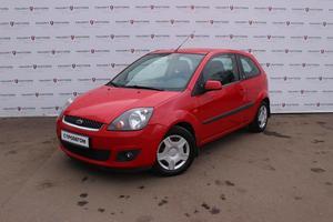 Авто Ford Fiesta, 2008 года выпуска, цена 295 000 руб., Москва