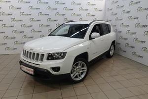 Авто Jeep Compass, 2014 года выпуска, цена 1 070 000 руб., Санкт-Петербург