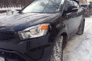 Автомобиль SsangYong Actyon, отличное состояние, 2013 года выпуска, цена 825 000 руб., Нижний Новгород