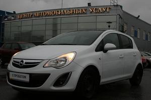 Авто Opel Corsa, 2011 года выпуска, цена 450 000 руб., Санкт-Петербург