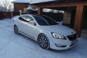 Автомобиль Kia Cadenza, отличное состояние, 2012 года выпуска, цена 1 250 000 руб., Истра