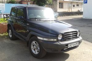 Автомобиль ТагАЗ Tager, отличное состояние, 2008 года выпуска, цена 350 000 руб., Ростов-на-Дону