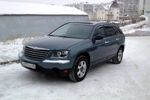 Автомобиль Chrysler Pacifica, хорошее состояние, 2004 года выпуска, цена 600 000 руб., Иркутск