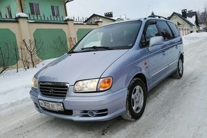 Автомобиль Hyundai Trajet, отличное состояние, 2005 года выпуска, цена 390 000 руб., Москва