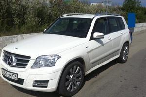 Автомобиль Mercedes-Benz GLK-Класс, отличное состояние, 2011 года выпуска, цена 1 270 000 руб., Сатка
