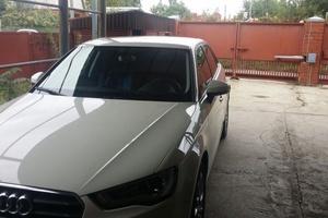Подержанный автомобиль Audi A3, отличное состояние, 2014 года выпуска, цена 1 100 000 руб., Краснодар