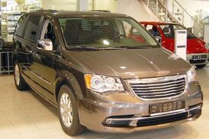 Авто Chrysler Grand Voyager, 2014 года выпуска, цена 3 426 000 руб., Санкт-Петербург