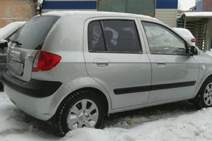 Автомобиль Hyundai Getz, отличное состояние, 2010 года выпуска, цена 390 000 руб., Сургут