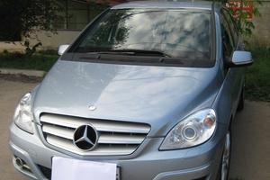 Подержанный автомобиль Mercedes-Benz B-Класс, хорошее состояние, 2008 года выпуска, цена 499 000 руб., пгт. Нахабино