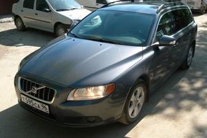 Автомобиль Volvo V70, отличное состояние, 2007 года выпуска, цена 520 000 руб., Нижний Тагил